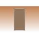 Kitűző parafa 50 X 100 alumínium keretes fali tábla
