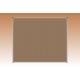 Kitűző parafa 120 X 100 alumínium keretes fali tábla