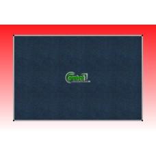 Kitűző szövetes-textil 140 X 100 alumínium keretes fali tábla